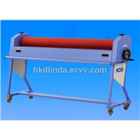 ICO cost effcient manual cold laminating machine