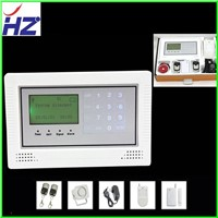 Innovative Wireless GSM intelligent touch keyboard anti-theft mobile intelligent alarm system GSM-T1
