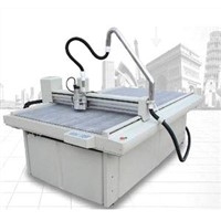 KT board foam core rubber foam cnc cutting machine