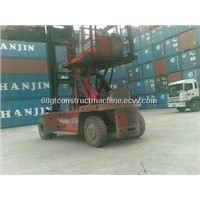 used Kamar 10T reach stacker