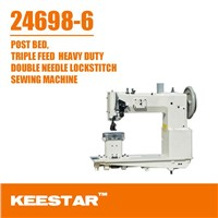 Keestar 24698-6 Post Bed Sewing Machine for Seat