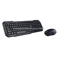 Keyboard and Mouse Combo Wireless