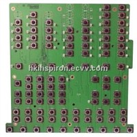 Keypad board for video game