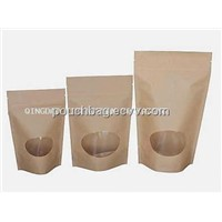 Kraft Paper window bag