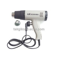 LCD digital display heat shrink gun tak-3316E