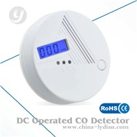 LCD display carbon monoxide detector LYD-809D