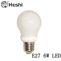 6W LED Bulb Light (E-008)