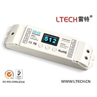 LT-811-10A 1CH CV DMX Decoder (8/16 bits, Dimming dedicated,