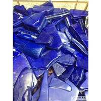 Lapis Afghanistan polished stone natural