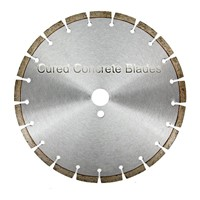 Laser Welded Wet Cutting Cured Concrete Diamond Saw Blades