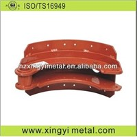 Lesinena semi brake shoes for truck