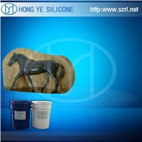 Liquid Silicon Rubber for Craft Mold Making