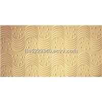 MDF wave boards from china