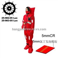 MED Approved Insulated Immersion Suit