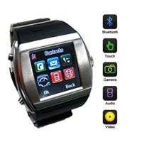 MQ008 Watch Mobile Phone,Wrist Mobile Phone,Unlocked Quadband Watch Mobile