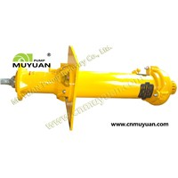 MV and MVR series sump slurry pump