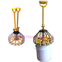 Manual steel Pail-lid Closer, Pail cover closing tool