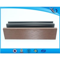 Material saving and easy install UPVC Louver window frame / profiles