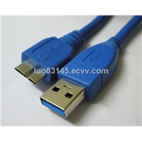 Micro USB3.0 AM/CM HDD cable