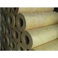 Mineral Wool Pipe Insulation (Rockwool pipe cover)