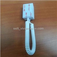 Mobile phone anti-theft pull box/ security cable