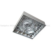 Induction ceiling lighting and office lighting