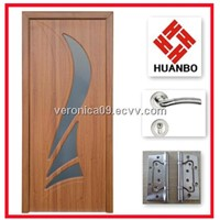 Modern design interior MDF wooden room doors