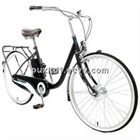 Momentum Model T Electric Bike 2014 Black