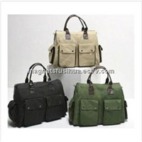 Multifunction Nylon Waterproof Leisure Serise Laptop Bag Set, Promotion