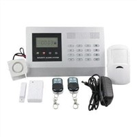 NEW Wireless Alarm System with LCD Display gsm alarm system