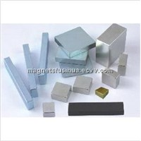 NdFeB Permanent Block Magnet for Step Motor with 38sh SGS ISO9001