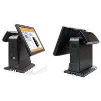 "New Design 15"" Touch Screen POS Terminal for Banking, ATM, POS Cash Register Application"
