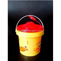 New Sale,  Biscuit Bucket , Food Package  Box with Printing