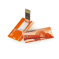 New card USB !!Mini Card-shaped USB Flash Drive with Up to 16GB Capacity, OEM Services are Provided