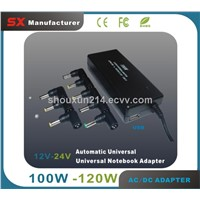 New laptop AC adapter 12V 5A Deaktop Laptop Adapter for Tablet PC