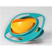 No spill gyro bowl for kids
