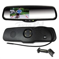 OEM Rearview Mirror with Auto Brightness Adjustment
