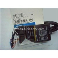 OMRON photoelectric switch~~E3X-NM11,12-24VDC