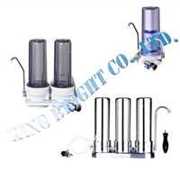 PLASTIC WATER FILTER SYSTEM