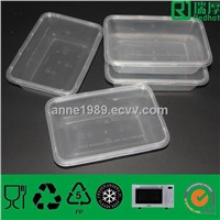 PP Food Storage Container can be takeaway  (500ml)