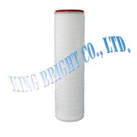 PP PLEATED WATER FILTER CARTRIDGES
