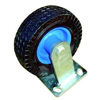 PU Rubber Castor Wheels On Sale