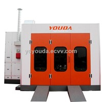 Spray booth, paint booth, spray paint booth, auto maintenance