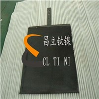 PbO2 coated titanium anode for waste water treatment
