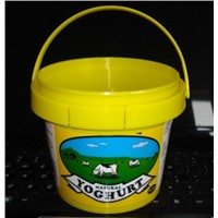 Plastic  Bucket for  Fertilizer /Oil/Additive/Glue with Printing Hot Sale
