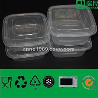 Plastic Container Can Take Away