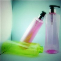 Plastic PET container bottle 80ml 200ml for cosmetic personal face hair care