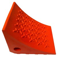 Polyrethane Wheel Wedges for Aircraft Fleet