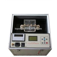 Portable transformer oil testing set for 60kv,80kv,100kv,portable,printer,three cups
