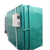 Powder Coating Line Curing Oven